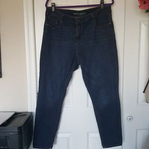 Rockstar Skinny Jeans 16 Short